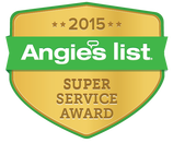 Angie's List Super Service Award for Tree Service Dayton OH